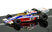 C3414A Scalextric Slot Legends McLaren M23 F1 Limited Edition 1978 Race Car New