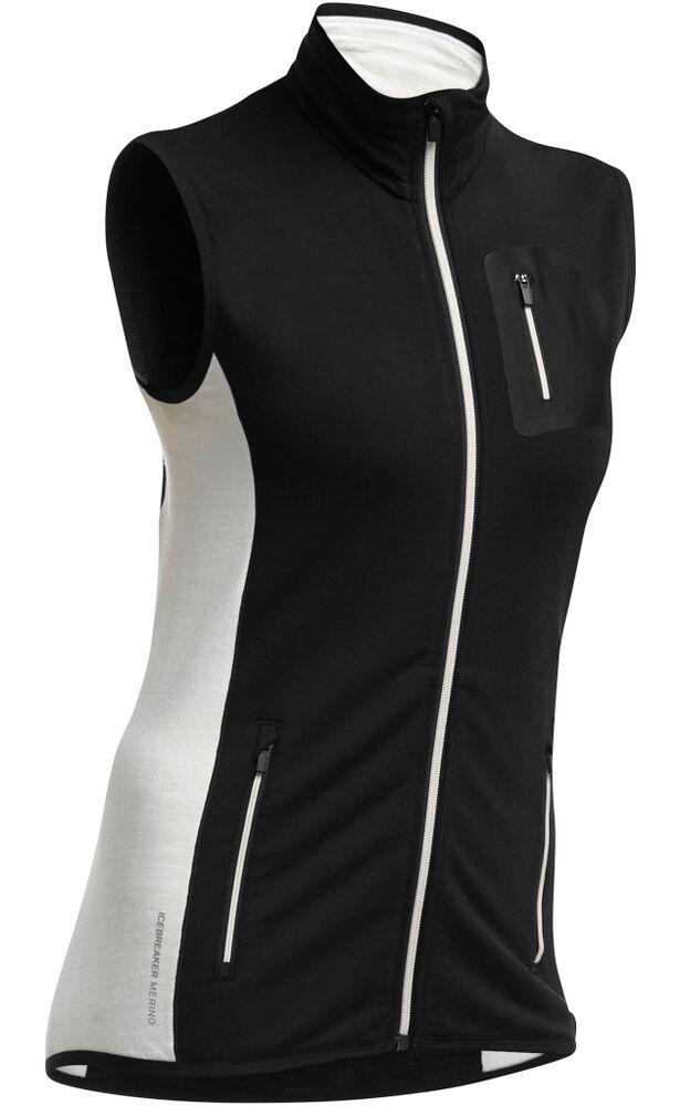 Icebreaker donna Atom Vest - 200g m² - respirabile Sport Gilet-OFFERTA SPECIALE