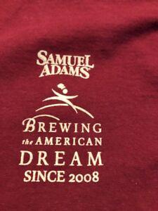 Image Is Loading Samuel Adams Boston Brick Red Irish Ale