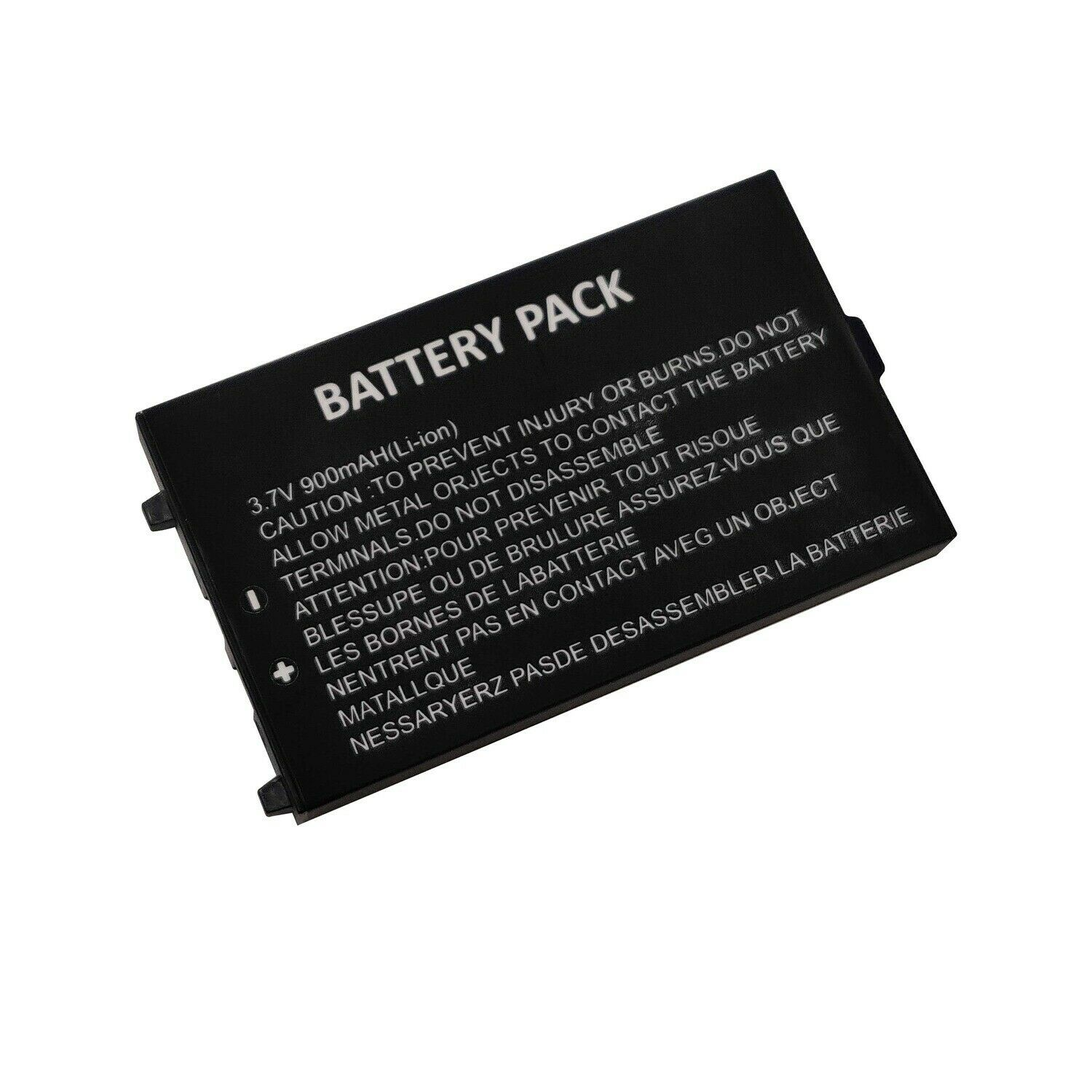 Gameboy Advance SP Replacement Battery High Quality 3.7V 900mAh Rechargeable