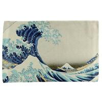 Great Wave Tsunami Japanese Painting All Over Hand Towel