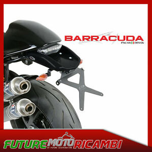 Barracuda Kit Portatarga Reclinabile Ducati Monster 600 / S2r Licence Plate