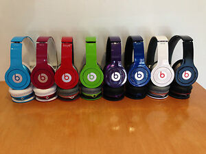 Beats-by-Dr-Dre-Solo-HD-Headband-Headphones-Authentic-w-Box