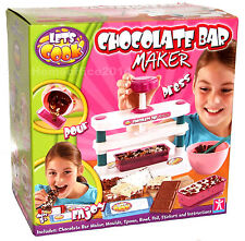 Let's Cook Chocolate Bar Maker  Brand  New