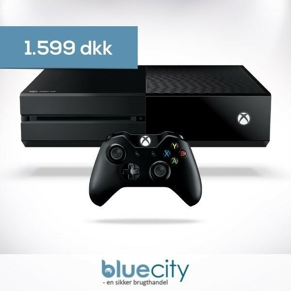 Xbox One, Microsoft Xbox One 500GB Sort