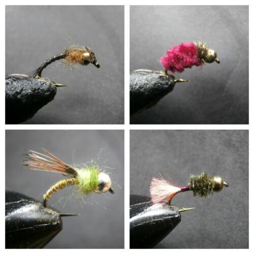 models-bh 2 16 tetê brass nymphs for fly fishing 4