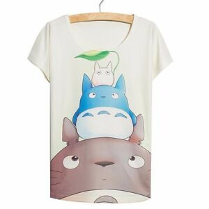 CAMISETA-MUJER-MI-VECINO-TOTORO-NEIGHBOR-WOMEN-T-SHIRT-STUDIO-GHIBLI-ANIME-CUTE