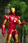 IRON MAN CUSTOM STATUE LIFE SIZE 1/1 SCALE 6 FEET TALL resin toy kit art IRONMAN