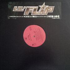 """Lil' Flip – You'ze A Trick - Columbia CAS 17276 VINYL 12"""" HIP HOP"""