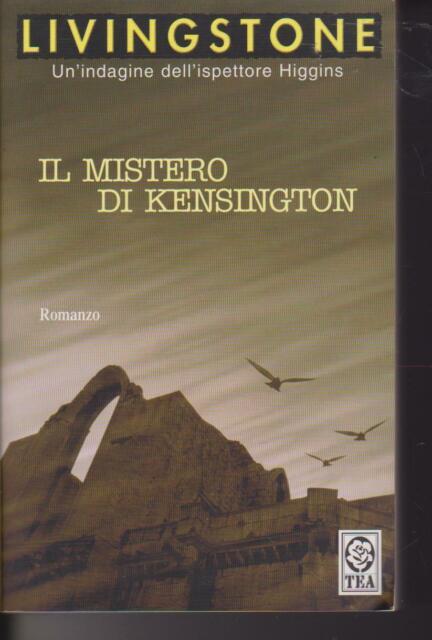 Il mistero di Kensington di Livingstone J. B. 2004 TEA
