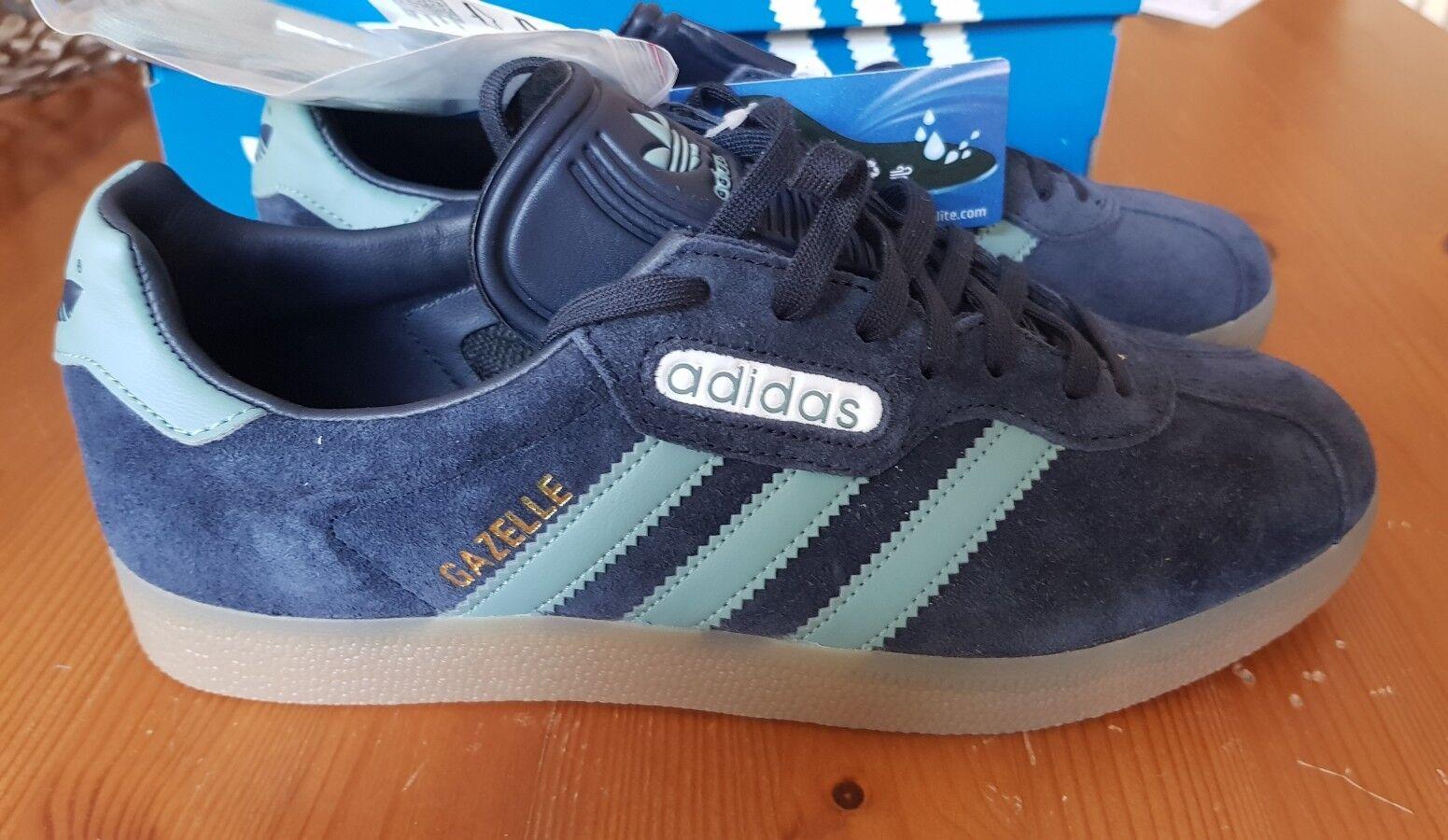 Adidas Originals Gacela Super Para hombres Talla 5 (EUR 38) BNWT Nuevo En Caja