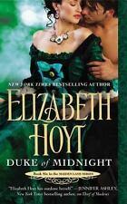 Duke of Midnight   By Elizabeth Hoyt   Maiden Lane Book 6