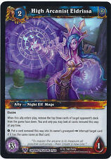 WARCRAFT WOW TCG CAVERNS OF TIME : HIGH ARCANIST ELDRISSA X 4