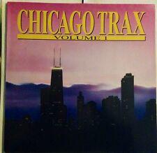 CHICAGO TRAX - Volume 1   - Doppio Vinile New