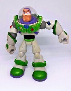Buzz L/'éclair Toy Story 4 Disney Pixar Figurine Parlante en français Taille réel