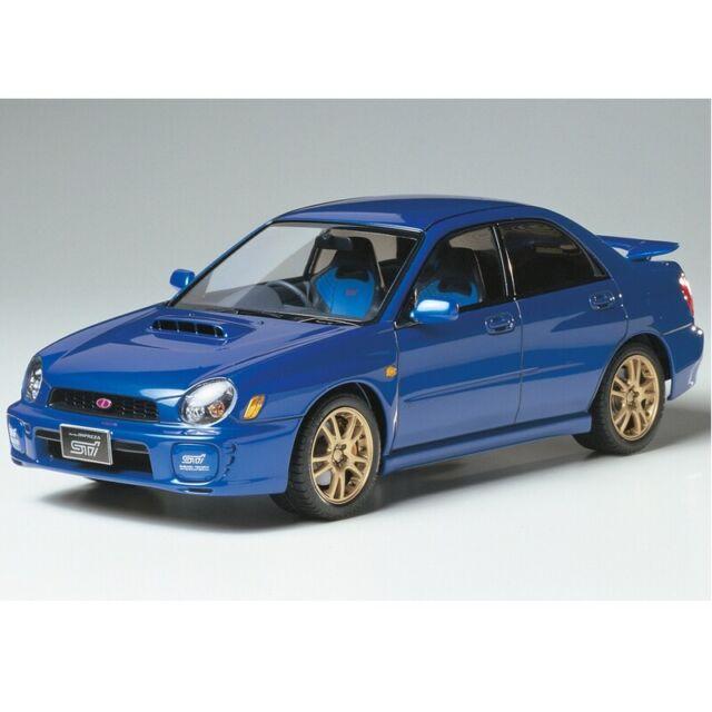 Sti For Sale >> Tamiya 24231 1 24 Subaru Impreza Sti