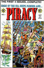 (Sagas of the sea, ships, plunder and...) Piracy Annual Vol. 1 Gemstone USA 1998