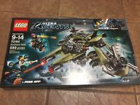 Lego Agents 70164 Hurricane Heist 589 Pieces Sealed Retired