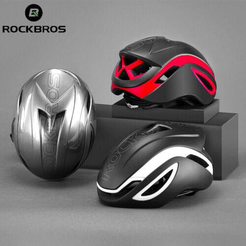 RockBros Mountain Cycling Bike Ultralight Helmet Aerodynamic Sweat Breathable