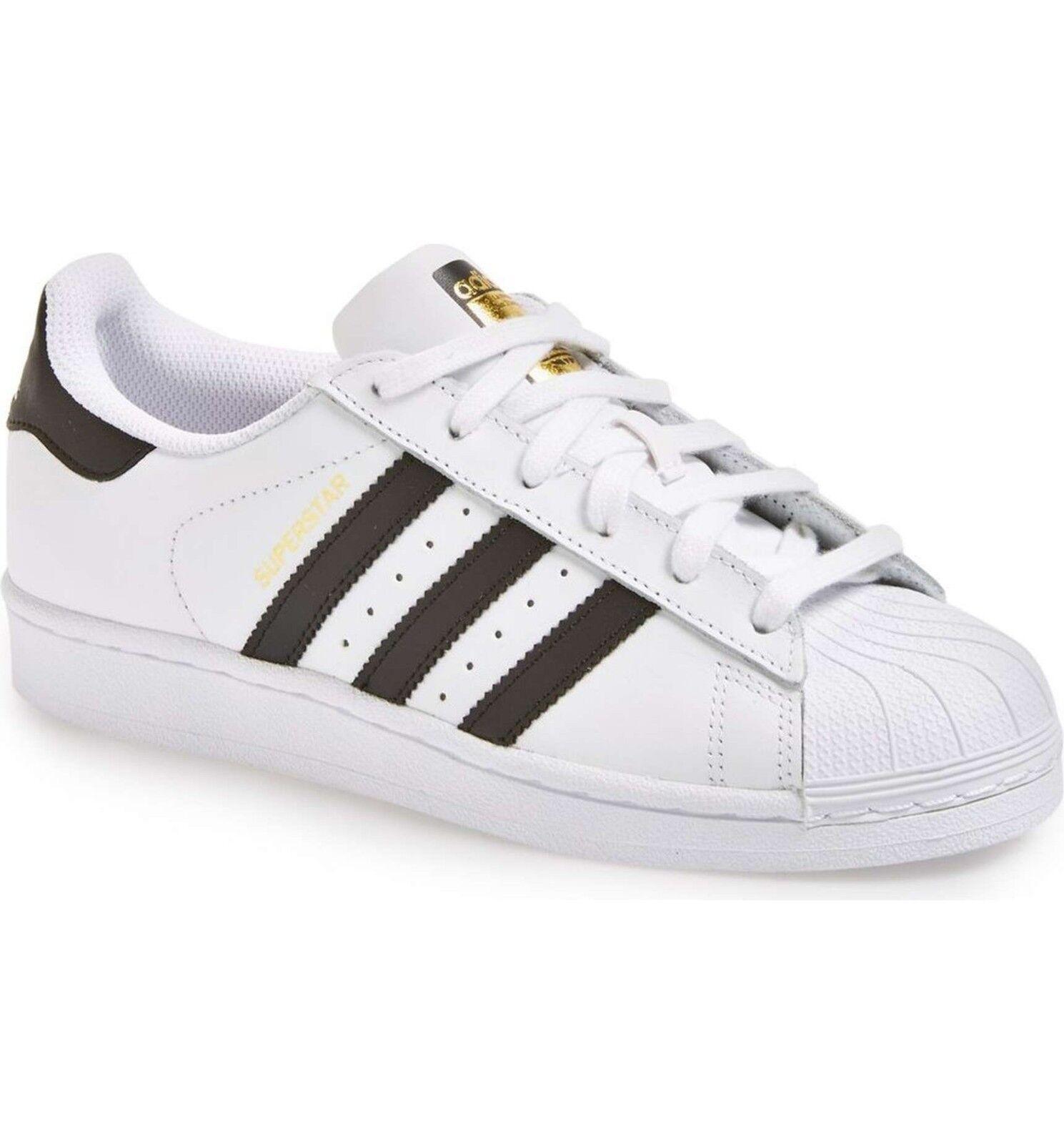 Adidas superstar 7.5/ scarpe taglia Uomo dimensioni 7.5/ superstar donne misura 8,5 a1c3c9