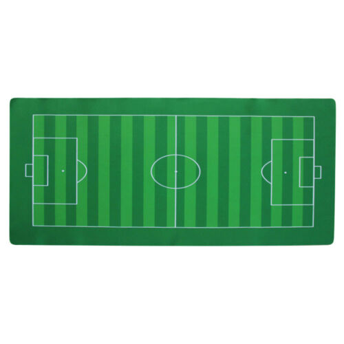 Football Field Anti-Slip Mousepad Computer Rubber Gaming Mouse Pad Mat Large XL