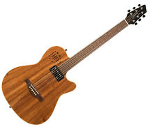 Godin Guitars A 6 ULTRA 6-String Electric Guitar in Koa HG Limited Edition --