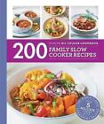 200 Family Slow Cooker Recipes: Hamlyn All Colour Cookbook by Sara Lewis (Paperback, 2016)