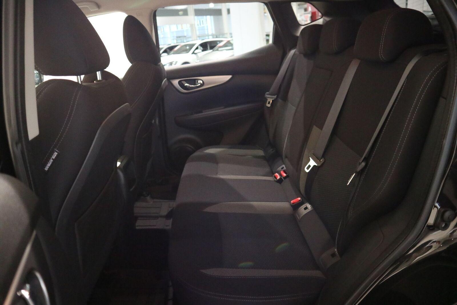 Nissan Qashqai 1,5 dCi 115 N-Connecta - billede 12