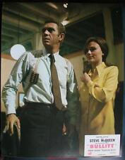 BULLITT 6 Photos Cinéma / French Lobby Cards STEVE MCQUEEN Ford Mustang Fastback