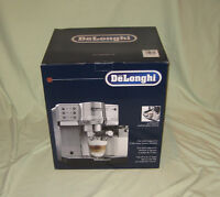 Delonghi Ec860 15 Bar Pump Espresso & Cappuccino Machine - Stainless Steel