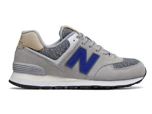 SCARPE UOMO NEW BALANCE ML574 VAH SNEAKERS BEIGE/GREY