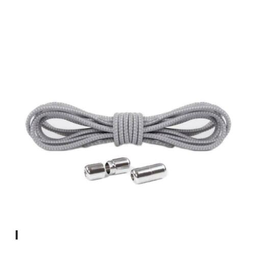 Quick No Tie Lazy Shoe Laces String Locking Elastic Shoelaces For Buckle Z2T1