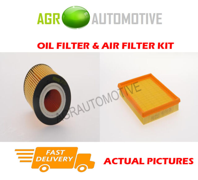 PETROL SERVICE KIT OIL AIR FILTER FOR VAUXHALL CORSA 1.0 54 BHP 1997-00