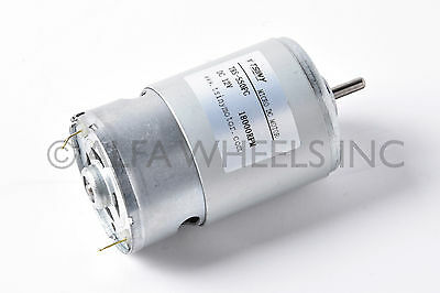 Electric PMDC 12V DC Motor 18000rpm High Speed Toys Tool Motor Small Free Ship