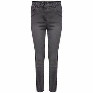 Ladies-Ex-High-Street-super-skinny-Jeggings-Skinny-Super-Stretch-Jeans-8-20
