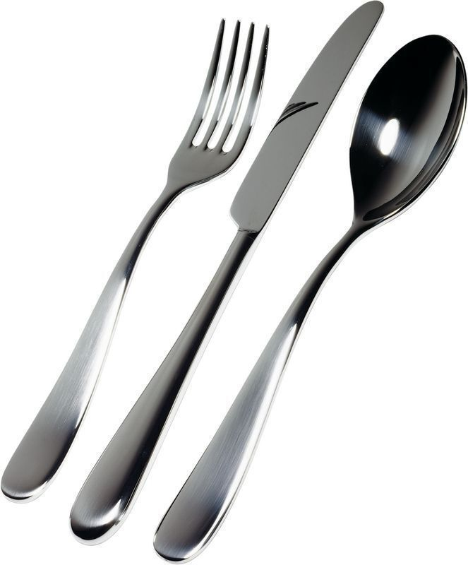 Alessi - 5180s5-Nuovo Milano, couverts set - 5 piece set