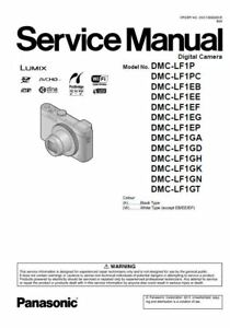 Panasonic-Lumix-DMC-LF1-Digital-Camera-Service-Manual-amp-Repair-Guide