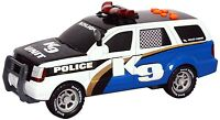 Toy State 14 Rush And Rescue Police And Fire - Police K9 Suv , New, Free Shippi