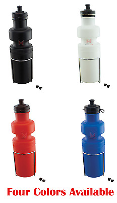 Outdoor Bicycle Water Bottle /& Holder Cage Rack Lowrider BMX Beach Cruiser Bike