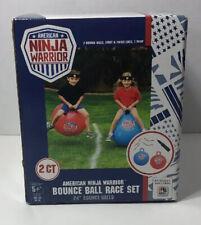 "Robert Baraban 4/"" Thunder Ball Get Crushing Grip Strength American Ninja Warrior"