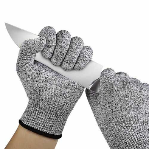 Safety Cut Proof Stab Resistant Stainless Steel Wire Metal Mesh Butcher Glove