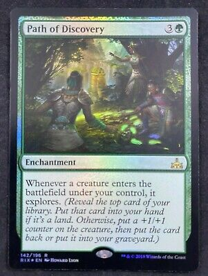 Path of Discovery ~ Rivals of Ixalan ~ NearMint ~ Magic the Gathering MTG