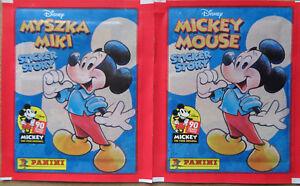 Panini Sticker 158 Disney 90 Jahre Micky Maus