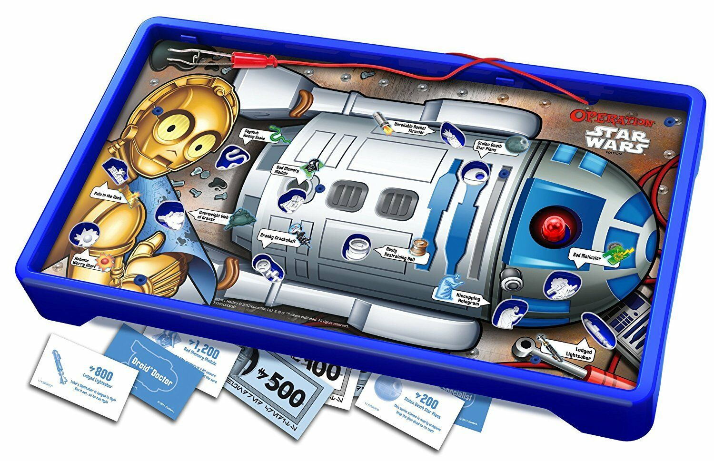 Hasbro Operation Star Wars R2D2