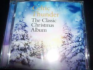 Celtic Thunder Christmas.Celtic Thunder A Classic Christmas Album Australia Cd