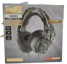 Plantronics RIG 400HX Over Ear Gaming Headset for Xbox One