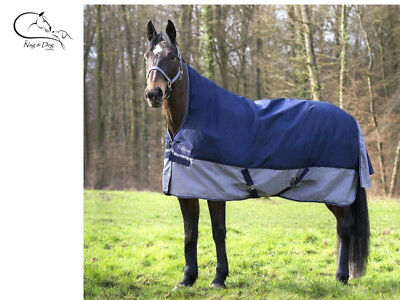 Equitheme Tyrex 600D High Neck Turnout
