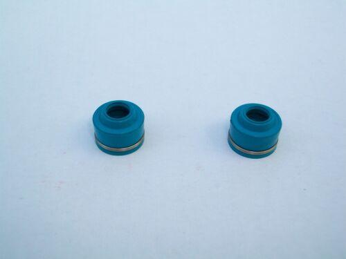 "Honda TRX250 TRX 250 Fourtrax /""1985-2012/"" VITON Valve Seals Set of 2 NEW!!"
