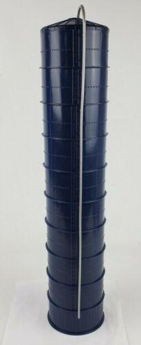 1//64 Standi Model 20x100 Blue Harvestore silo custom Farm display Blue Roof