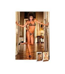 a9f8a3dcb39 Image is loading Sexy-Stylish-amp-Seductive-Baci-Lingerie-Fishnet-Bikini-